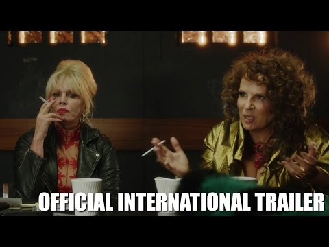 ABSOLUTELY FABULOUS: THE MOVIE International HD trailer