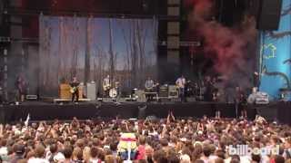 VIDEO: Band of Horses at Lollapalooza