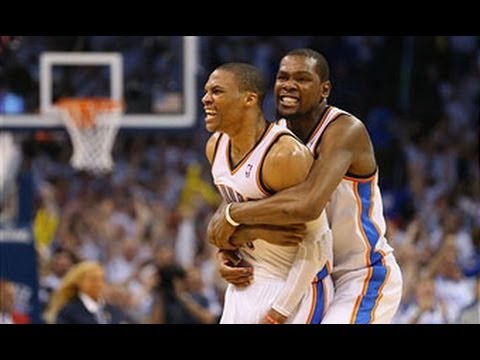 Clippers vs. Thunder: Game 5 Highlights - YouTube