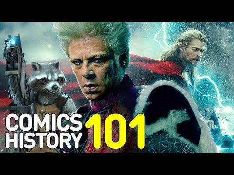 Thor: The Dark World's After Credits Easter Egg Explained! - Comic History 101