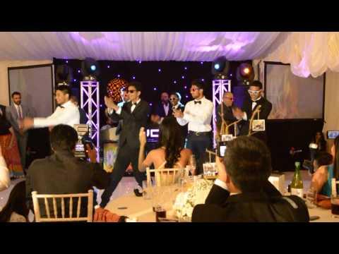 Kishan and Roshni's Reception Dance