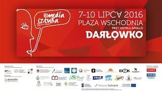 Zapraszamy na 6. edycję Festiwalu Media i Sztuka   Plaża Wschodnia - Darłowo    7-10 lipca 2016
