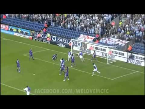 Blackburn 1-0 Man City 2007/2008