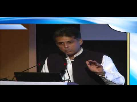 I&B Minister Shri Manish Tewari delivering inaugural address at 8th Indian Magazine Congress