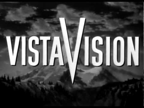 A Paramount Picture in VistaVision, black and white open matte variant