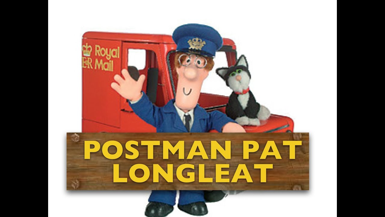 Postman Pat at Longleat- New attraction guide - YouTube