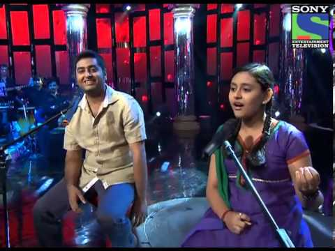 Indian Idol Junior 2013 - Debanjana & Arijit Singh with 'Tum hi ho',(HD) awesome performance.
