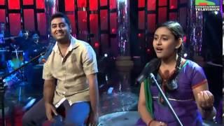 Indian Idol Junior 2013 Debanjana & Arijit Singh With