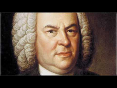 E. Power Biggs - J.S. Bach - Prelude & Fugue in A minor BWV 543