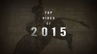 Top Rides of 2015 (PBR)