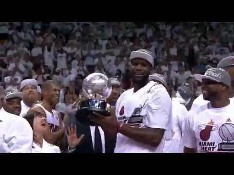 Miami Heat 2014 Eastern Conference Champions