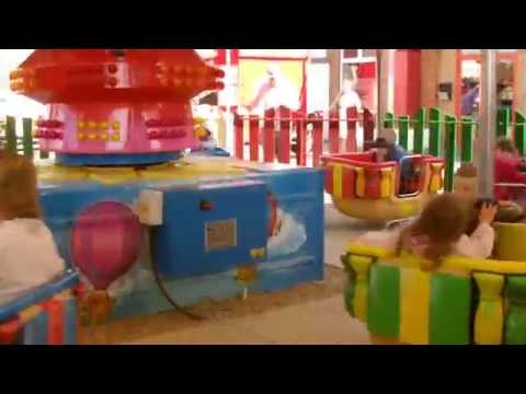 short  clip  of a  ride   at  funland Hayling  Island