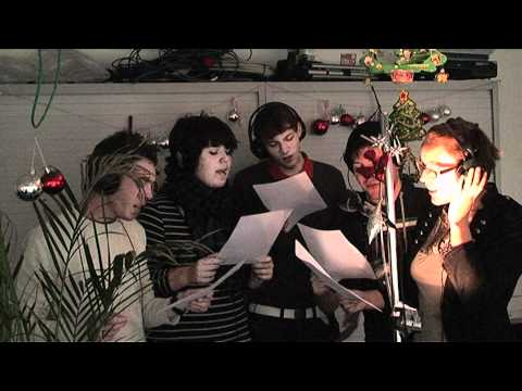 Vrijdag crew - Do they know it's christmas