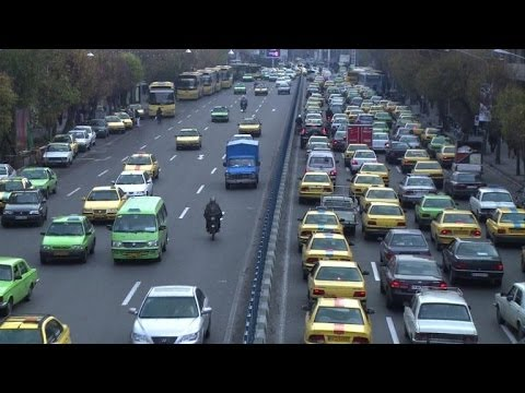 Iranians in Tehran hail historic nuclear deal