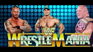 MAJOR WWE WrestleMania 31 Backstage News On Turning Points For John Cena Randy Orton & Brock Lesnar!