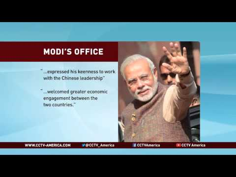 India' Modi Promises Business Friendly Environment