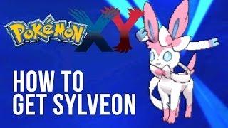 Pokemon X And Y Sylveon Evolution Method