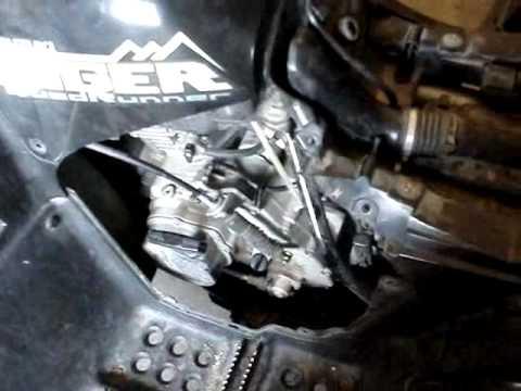 Fuel Screw On  Suzuki Eiger
