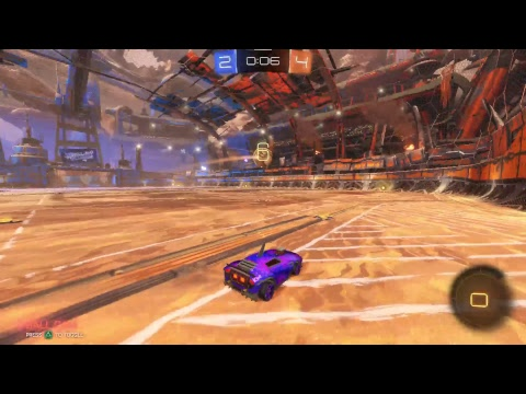 You Aren't Ready for These Rocket League Skills (type !giveaway in chat)