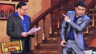 Rajat Sharma's SHOCKING QUESTIONS On Comedy Nights With