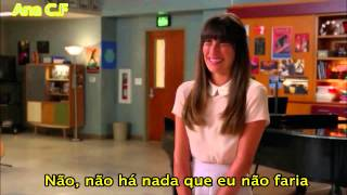 Glee Make You Feel My Love (Legendado) Rachel