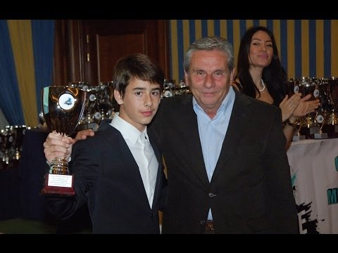 GREEK CHAMPIONS' AWARDS 2013 (OMAE GALA) 17/02/2014