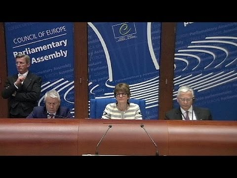Council of Europe suspends Russia over Crimea and Ukraine