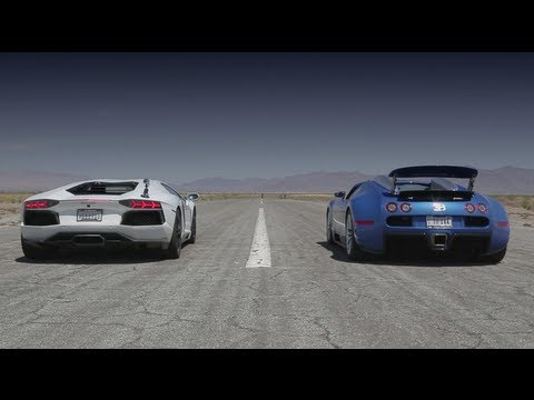Bugatti Veyron vs Lamborghini Aventador vs Lexus LFA vs McLaren MP4-12C - Head 2 Head Episode 8, On this special episode of Head 2 Head, Automobile Magazine's Jason Cammisa pits the world's most exclusive super cars against each other in a no-holds-barre...