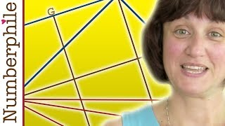 The Three Square Geometry Problem: Numberphile