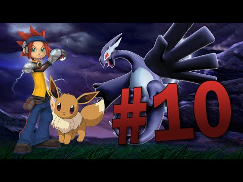 Pokemon XD: Gale of Darkness (Let's Play/Walkthrough) - Part 10: Pyrite Town
