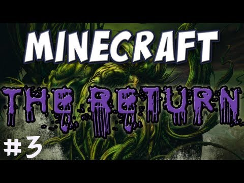 Minecraft - The Return Custom Map Part 3