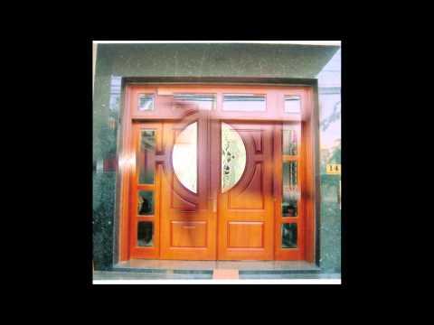 Cửa gỗ đẹp, Mẫu cửa gỗ đẹp, Cửa gỗ đẹp nhất