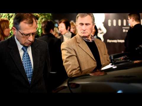 Salon Przyguccy Inter Car -Premiera nowych modeli Renault