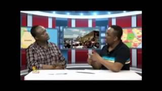 Besemonu YeEthiopia Muslimoch gudai YeESAT Efeta program endih aqerbotal. Source ESAT