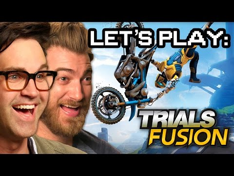Let's Play - Trials Fusion