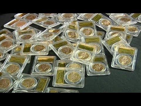 California couple unearth $10m Gold Rush-era coins