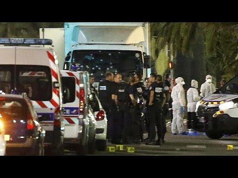 تضامن وإدانات دولية لإعتداء مدينة نيس