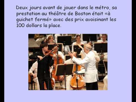 Histoire du violoniste