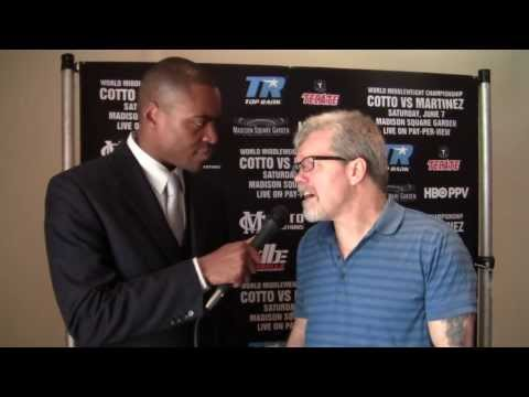 FREDDIE ROACH: Miguel Cotto will DESTROY Sergio Martinez; Pacquiao wants to PUNISH Bradley