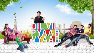 Dil Vil Pyaar Vyaar Digital Poster Gurdas Maan, Neeru