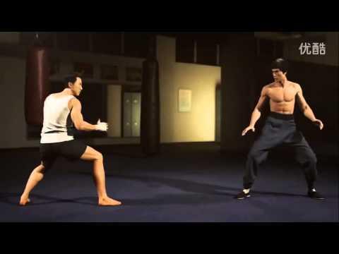 Xem Lý Tiểu Long 'sống lại' giao đấu với Chung Tử Đơn