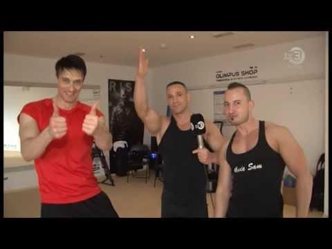 Reportaža o Total Knockout ( plesno erotični skupini )