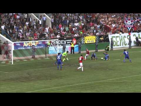 Огляд матчу ФК Актобе - Динамо Київ 2:3 (HD)
