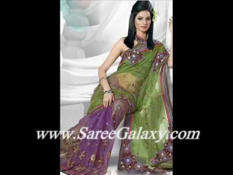 Latest Bandhani Sarees Fashion