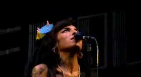 Amy Winehouse - Cupid @ Britain's Glastonbury