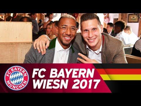 So lief der Wiesn-Besuch des FC Bayern ????   #ThrowbackThursday