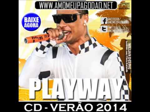 PLAY WAY - CD VERÃO 2014 [CD COMPLETO]