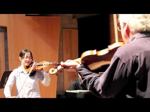 Masterclass with Maestro Zukerman