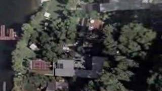 Bill Gates House On Google Earth