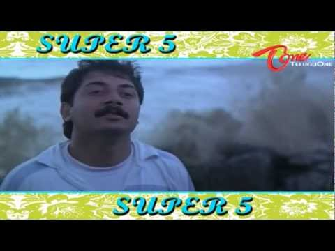 Super 5 - Telugu Movie Songs Back To Back -m6p5aTSCKMo